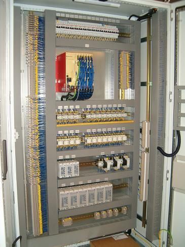 Elektrische Systeme der AET für Kraftwerke mit hoher Leistung und ...